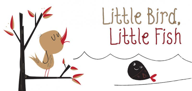 Little Bird, Little Fish - Treble Chorus (SA) & Piano