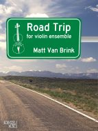 Road Trip - Violin Ensemble