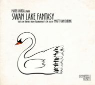 Matei Varga, piano: Swan Lake Fantasy | CD & MP3