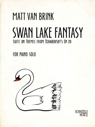 Swan Lake Fantasy - Piano Solo