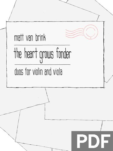 The Heart Grows Fonder - Violin & Viola